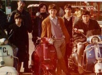 Rimini Mods- 1980s European & Italian Mods- Italo Adriani & Friends