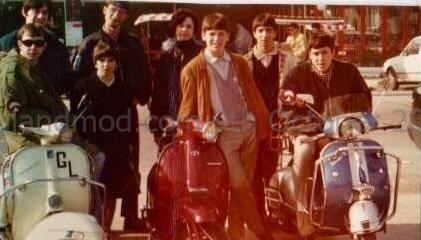 Rimini Mods- 1980s European & Italian Mods
