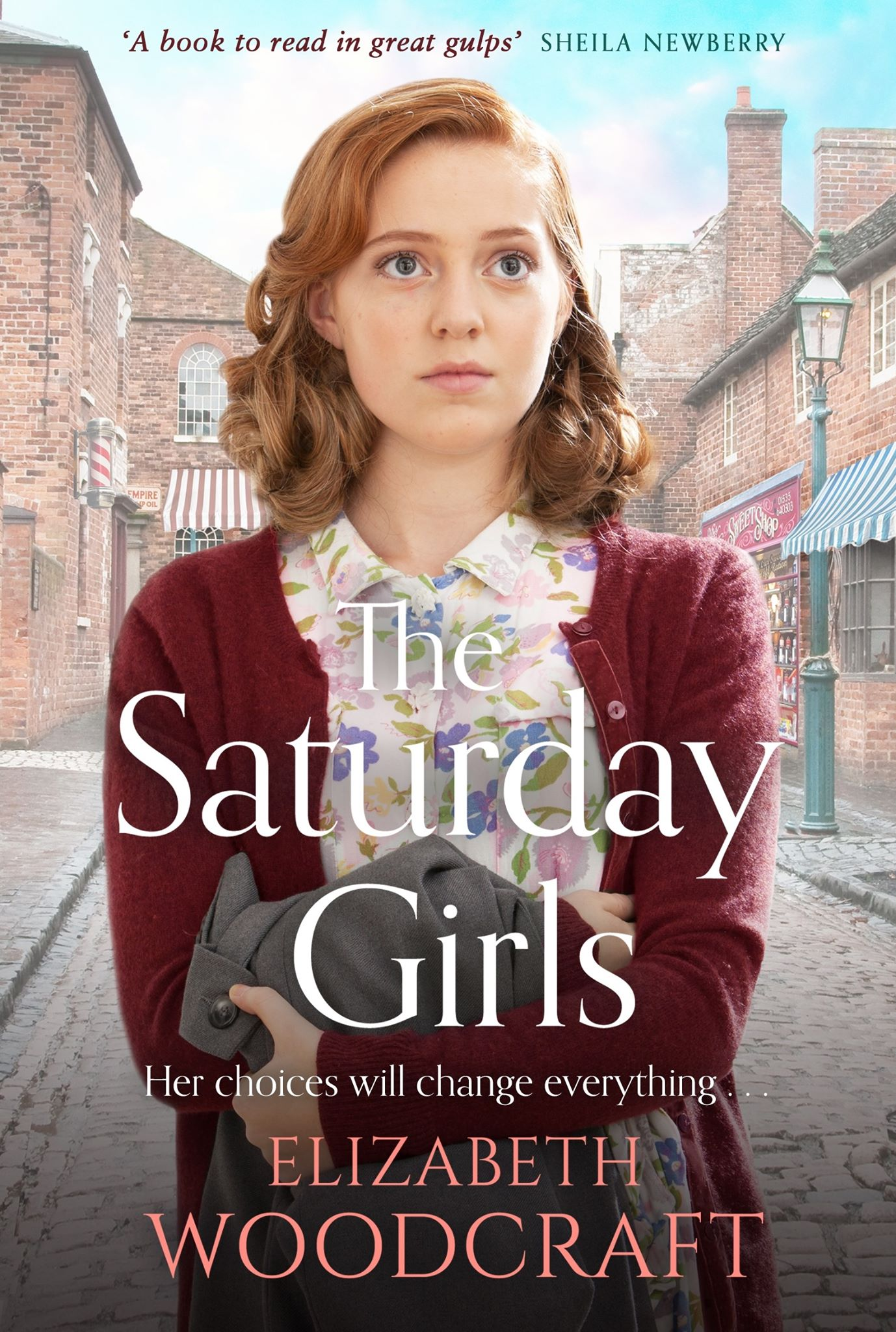 The Saturday Girls - Elizabeth Woodcraft