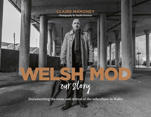 Welsh Mod Our Story- Claire Mahoney
