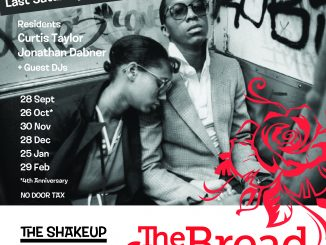 The Shakeup - DJs Lewis Peacock, Curtis Taylor & Jon Dabner. 68 Clapham Manor Street, London SW4 6DZ. 60s R&B, Northern Soul, 60s Soul, Boogaloo, Motown & Mod Jazz. 30/11/19