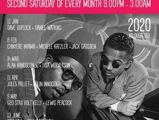 Steppin' Out - Guest DJs Dave Duplock & Daniel Watkins - Mascara Bar, 72 Stamford Hill, Stoke Newington, London N16 6XS - Northern Soul, Vintage / 60s R&B, Mod Jazz, Motown & Boogaloo. 11/01/20