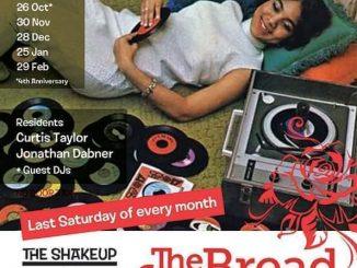 The Shakeup - DJs Manuel Lovisutti, Curtis Taylor & Jon Dabner. 68 Clapham Manor Street, London SW4 6DZ. 60s R&B, Northern Soul, 60s Soul, Boogaloo, Motown, Ska & Mod Jazz. 29/02/20
