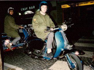 Italo Adriani - Rimini-Mods - Night Rideout 1980s