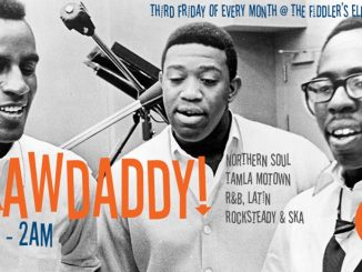 Crawdaddy! with guest DJ Steve Cato, The Fiddlers Elbow, London, NW5 3HS - Soul, Mod, Ska, 60s R&B, Northern Soul, Rocksteady & Motown. 20/03/2020