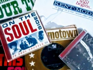 1980's Mod Girl Music Memories - Kent-Records, 60's Soul & Tamla Motown