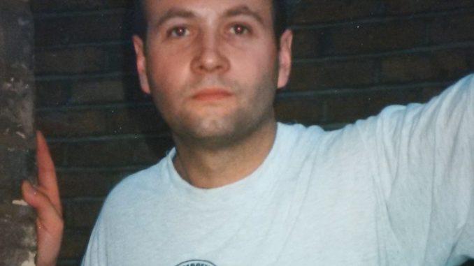 Paul Hallam, Lambretta T-Shirt - 1994