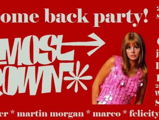 Almost Grown - Westcliff On Sea - DJs Rob Messer, Martin Morgan, Marco & Felicity Messer 31/07/21