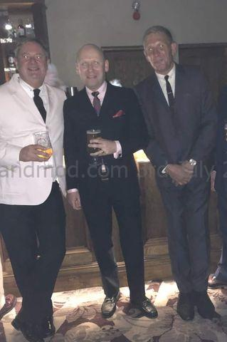 Danny Coates, Mark Thomas & Simon Clownes -That Riviera Touch, South Shields 2019