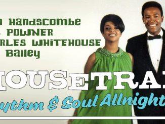 Mousetrap Rhythm Soul Allnighter -DJs Alan Handscombe, Charles Whitehouse, Rob Powner & Rob Bailey 11/09/21