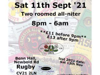 Rugby Allniter -11/09/21