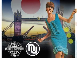 Chills & Fever - Mod Weekend - Thames Cruise - 26/09/21- DJs Sean Chapman, Andy Hill & Rob Bailey.